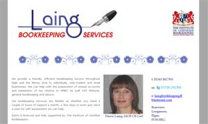 Bookkeeping Moray Laing Bookkeeping Services, Elgin