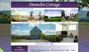 Dunedin Holiday Cottage