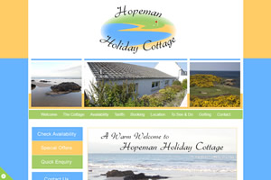 Hopeman Holiday Cottage
