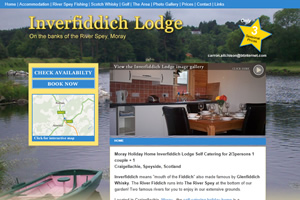 Inverfiddich Lodge