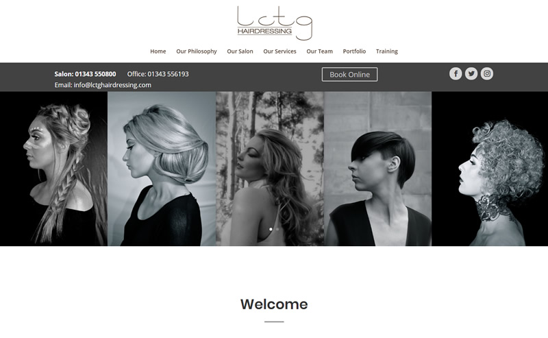 LCTG Hairdressing
