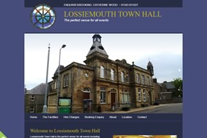 Lossiemouth Town Hall