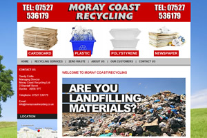 Moray Coast Recycling