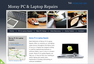 Moray PC and Laptop Repairs