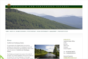 Seafield and Strathspey Estates