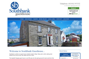 Southbank Guesthouse, Elgin