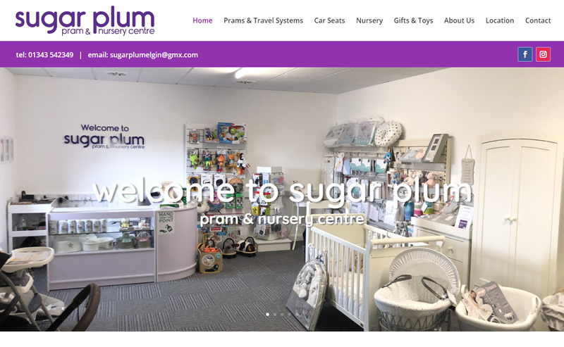 Sugar Plum Nursery & Pram Centre