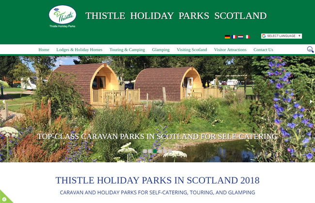Thistle Holiday Parks