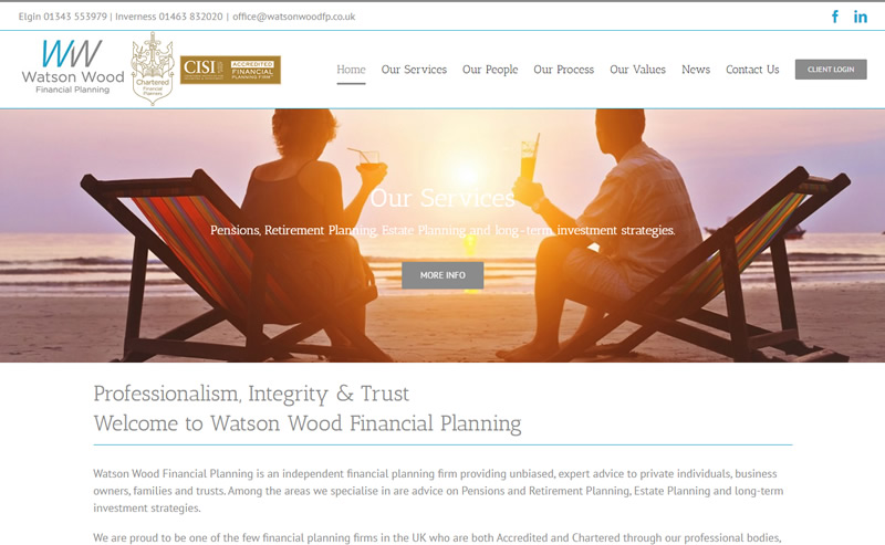 Watson Wood Financial Planning