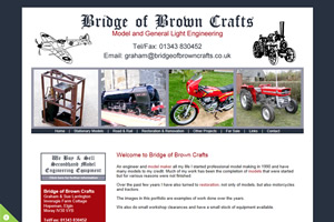 Bridge of Brown Crafts