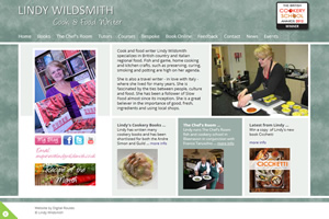 Lindy Wildsmith Food Writer